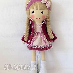 Prezent MALOWANA LALA MILENKA, lalka, zabawka, przytulanka, prezent, niespodzianka
