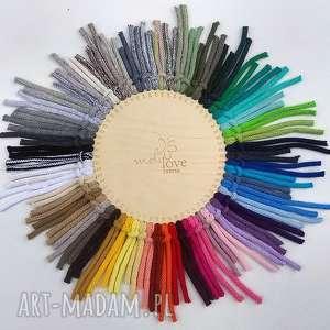 Próbki sznurków, sznurek, próbki-sznurka, paleta-kolorów