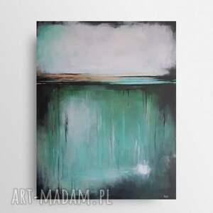 abstrakcja-obraz akrylowy formatu 60/80