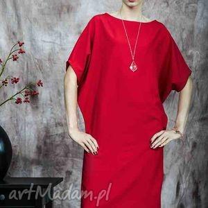 sukienka nietoperzowa, sukienka, kaszmir, rustic