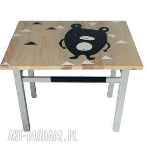 ręcznie robione pokoik dziecka stolik
