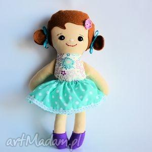 ręcznie wykonane lalki lala tośka - lusia 35