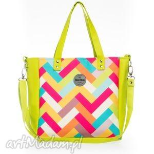 torebki small cuboid tetris, mana mana, torba, torbka, kolorowa, prezent, duża