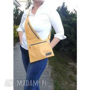 hand-made nerki tonerka kolor żółty mix i torebki