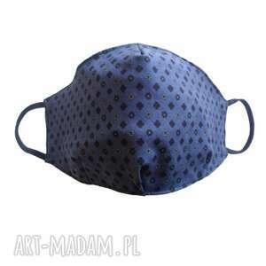 Maska maseczka bawełniana 3 warstwy street wear maseczki ella