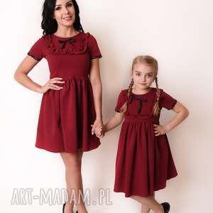 sukienki latori - sukienka damska z kolekcji mama i córka dla mamy lm44/1