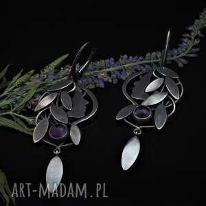 kwiat bzu, kwiaty kobiece, draidy fantasy, eleganckie, natura