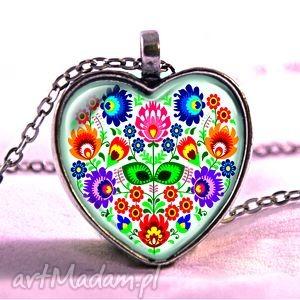 egginegg słowiańska miłość - medalion z łańcuszkiem