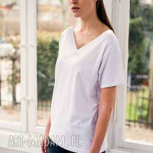 VALLEY WHITE Oversize T-shirt, oversize