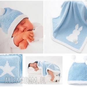 komplet faro, prezent narodziny, pluszowy, niemowlęce miłe, delikatne