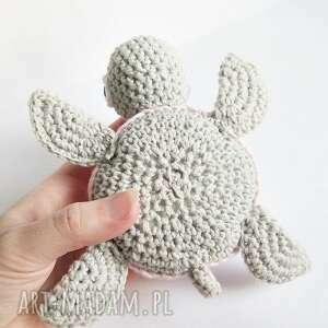 Żółwik Ernest - Handmade