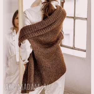handmade swetry kamizelka bazel