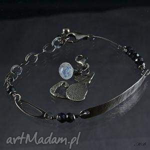 handmade bransoletka z kotem