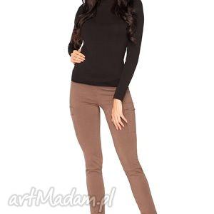 spodnie angelika 3, odcinane, wygodne, swobodne, ściągacz, sportowe