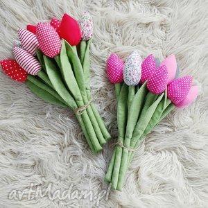 bukiet tulipanków 10 sztuk - ,tulipany,tulipanki,wiosna,bukiet,bukiecik,wielkanoc,