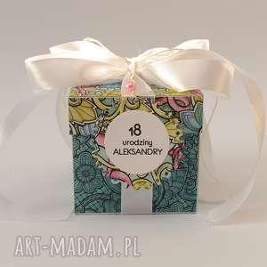 explodingbox 18 urodziny - box