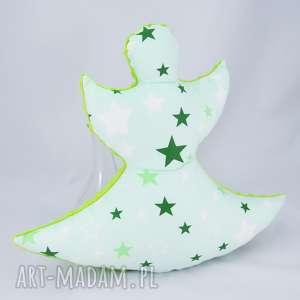 anioł poduszka - anioł, aniołek, dekoracja, poduszka