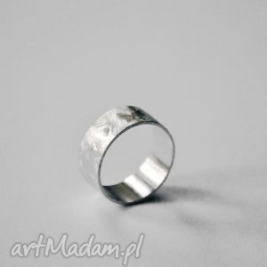 silver- unisex-2 - srebro, metaloplastyka, 999, rękodzieło