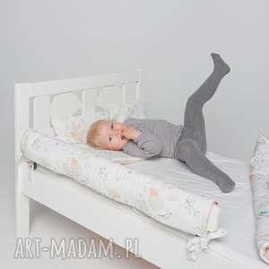 ochraniacz do łóżeczka łóżka ikea - lisek - ochraniacz, ikea