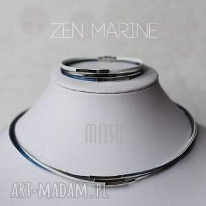 Komplet Zen Marine, komplet, marine, marynistyczny, marynarskie, minimalizm