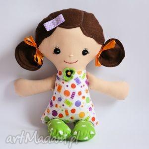 lalki cukierkowa lala - diana 40 cm, lalka, cukierkowa, zabawka, szmacianki