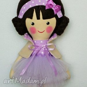 malowana lala sandra, lalka, zabawka, przytulanka, prezent, niespodzianka, dziecko