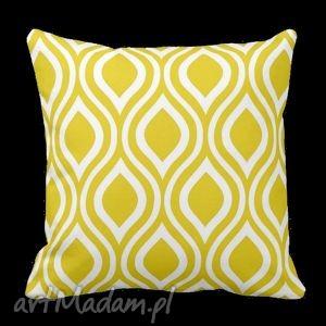 poduszka nicole rojo żółto biała 6210, home poduszki