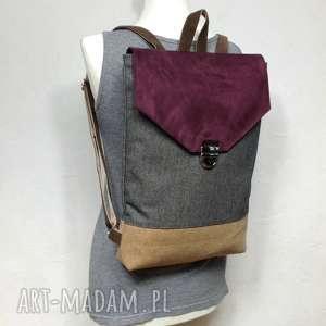 rezerwacja plecak na laptopa, plecak, miejski