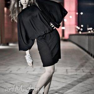 sukienki loose draped tunic