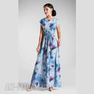sukienka nerea maxi bonita, maxi, na lato