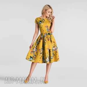 fbe3c9646c sukienki sukienka marie midi patricia
