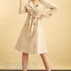 płaszcze klasyczny bawełniany trencz, klasyczny, bawełna, uniwersalny, trencz