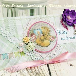 kopertówka- narodziny maleństwa - narodziny, girl, dziewczynka, baby, gratulacje