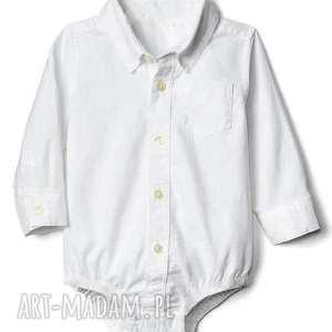 ubranka koszulobody - klasyczne, koszulobody, body, kołnierzyk, długi, krótki