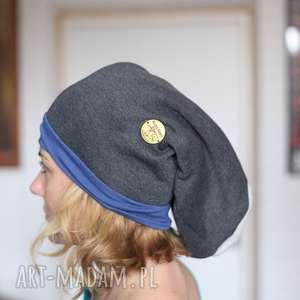 czapki czapka damska męska unisex, czapka, etno, sportowa, dresowa, dzianina, męska