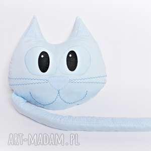 handmade pokoik dziecka poduszka dekoracyjna kot