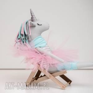 dla dziecka jednorożec unicorn duży, jednorożec, przytulanka
