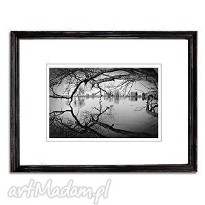 The twin, fotografia autorska, fotgrafia, pejzaż, dfrzewo, rzeka
