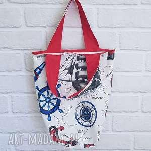 ręcznie zrobione eco torba bawełniana