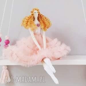 hand made lalki baletnica lalka 40
