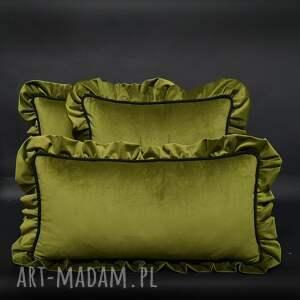 ręcznie zrobione poduszki