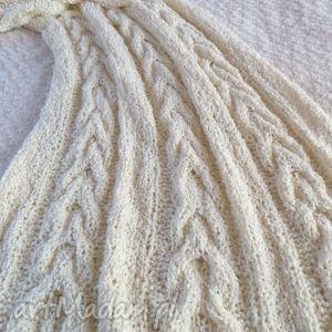 wools ręcznie wykonany pled z wełny 110x170 cm, pled, pledy, koc, koce, kocyk