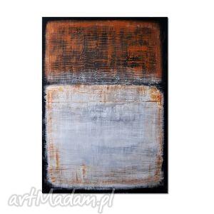abstrakcja r1, nowoczesny obraz ręcznie malowany, obraz, abstrakcja