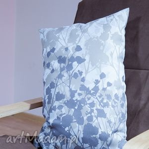 duża dekoracyjna prostokatna poduszka, poszewka, silikonowakulka