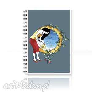 Sczęście..., szczęście, notes, zeszyt, skoroszyt, ilustracja, pocieszenie