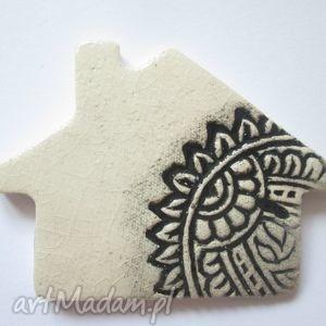 handmade magnesy magnes domek