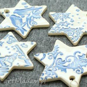handmade pomysły na prezenty pod choinkę snieżynki