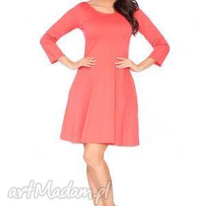 Sukienka B_4 w stanie surowym - RaWeaR, sportowa, dresowa, wygodna, surowa, kieszenie