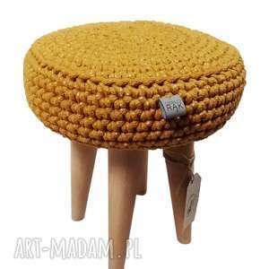 pufy stołek, puf, stołek ze sznurka, dla dzieci, stołeczek
