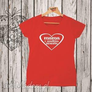 koszulka z nadrukiem ciążowym, dla kobiety w ciąży, mama, ciążowa, ciążowe, ciąża